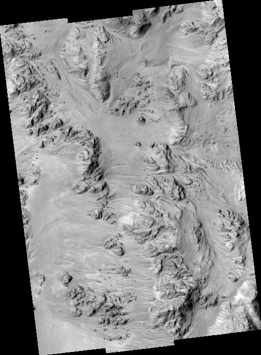 Tags: Alfred McEwen, HiRISE, JPL, Mars, Mars Orbital Camera, Mojave Crater,