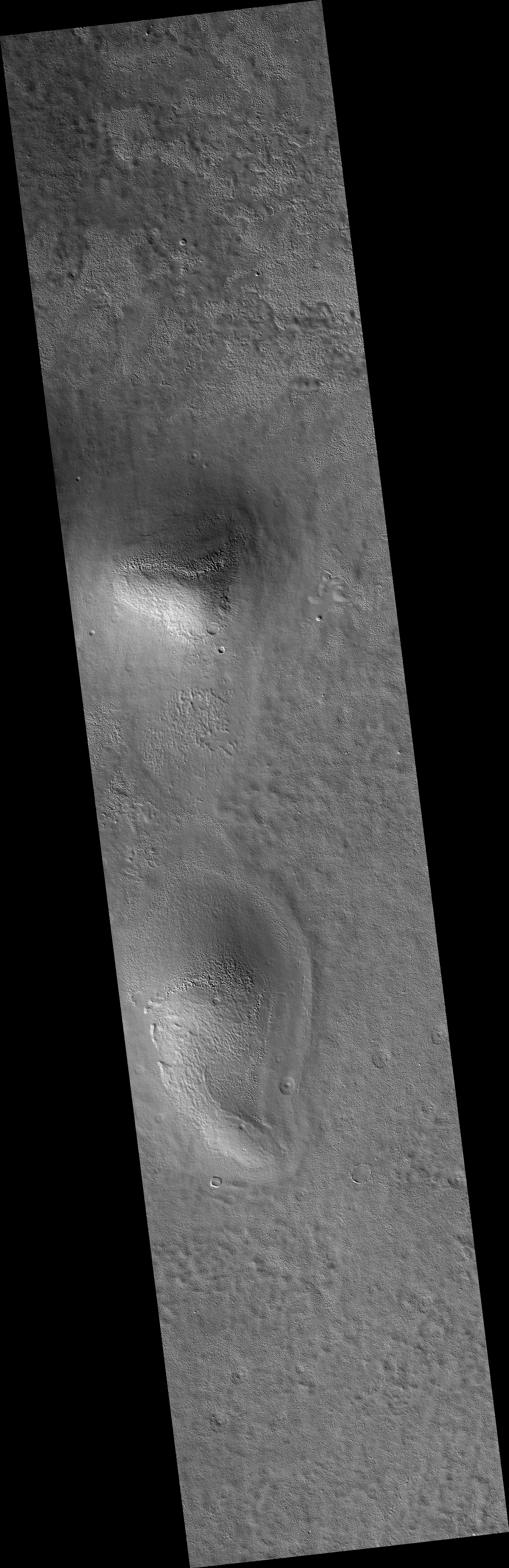 Indications of Ground Ice in Arcadia Planitia